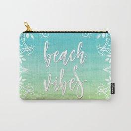 Boho Beach Vibes Carry-All Pouch
