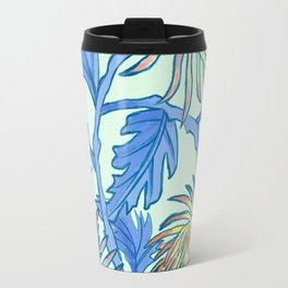 Moonlit Chrysanthemum Travel Mug
