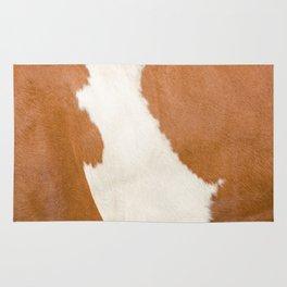 Brown Cowhide v3 Rug