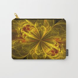 Explosion of a Flower Carry-All Pouch