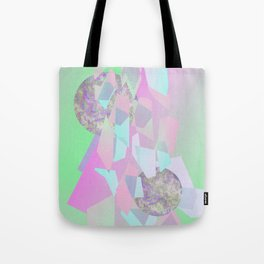 Geometric Mechanism [Part:2] Tote Bag