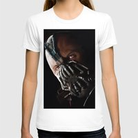 bane T-shirts featuring Bane by Rav Chaggar