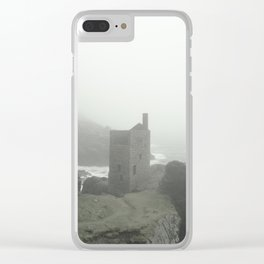 Cornish Mist Clear iPhone Case