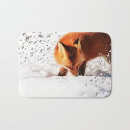 Freedom takes Flight Bath Mat