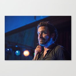 Rob Benedict - Supernat-A-Looza 2016 Canvas Print
