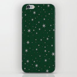 Slytherin Chapter Stars iPhone Skin