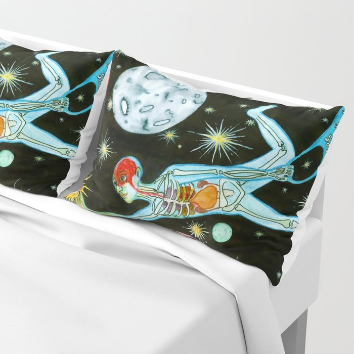 Illusion of existence Pillow Sham