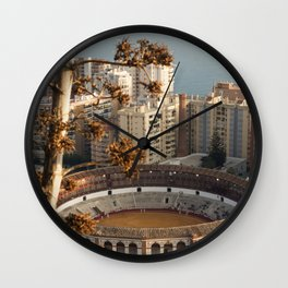 Arena Wall Clock