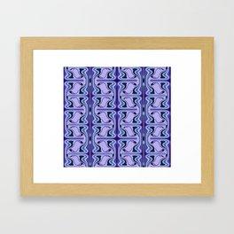 Cool Throwback Framed Art Print