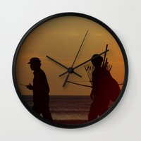law Wall Clocks featuring Trade Law by jarjake