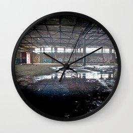 Hall of Fame Wall Clock