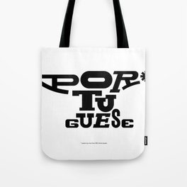 Heavy Weight Language  Tote Bag