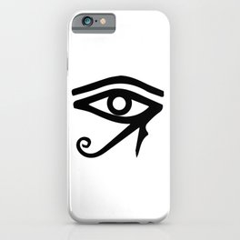 The Eye of Ra iPhone Case