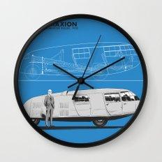Dymaxion Wall Clock