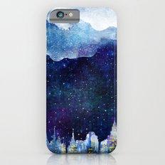 BLUE NIGHT iPhone 6s Slim Case