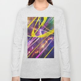 Spacetime Long Sleeve T-shirt