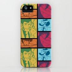 Lupin III Jazz Record Slim Case iPhone (5, 5s)