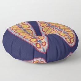 Diatom nr1 Floor Pillow