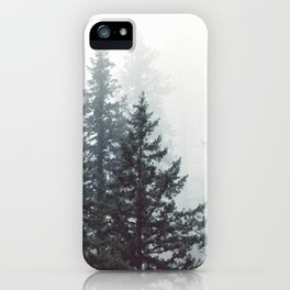 Deep in the Wild - Nature Photography iPhone Case