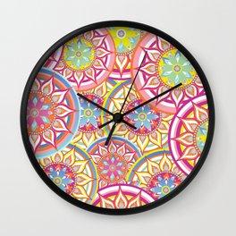 Sunstars Wall Clock