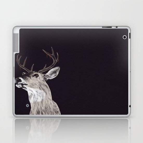 Deer (remindeer) Laptop & iPad Skin