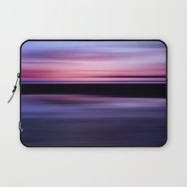 Beach Abstract Laptop Sleeve