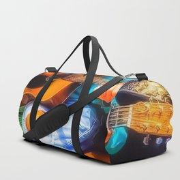 Guitar Man Duffle Bag