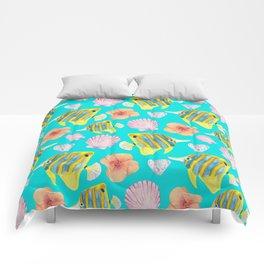 Hawaii #11 Comforters