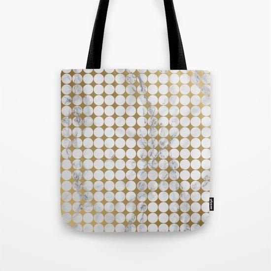 Marble #13 Tote Bag