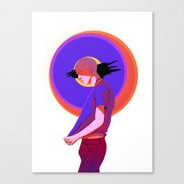 Ronan Lynch Colors Canvas Print