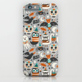 Halloween Party iPhone Case