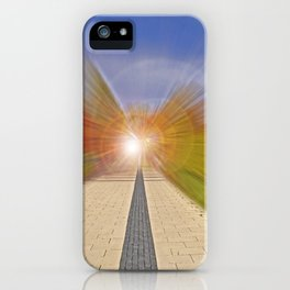 The Enlightenment iPhone Case