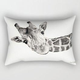 Hi There:) Rectangular Pillow