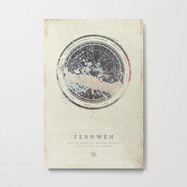 Fernweh Vol 6 Metal Print
