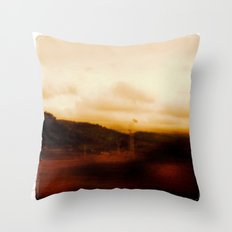 Drive (For Kathy) Throw Pillow