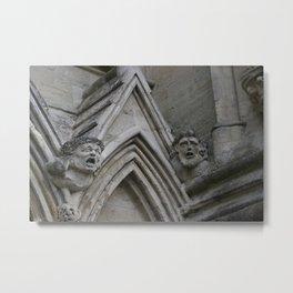 gargoyles Metal Print