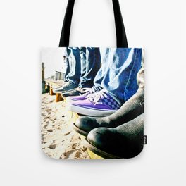 Kickin' It Tote Bag