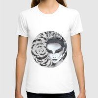 black swan T-shirts featuring Black Swan by Matt McVeigh
