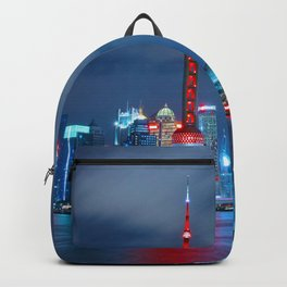 Shangai, China Backpack