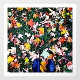 Fresh Fall Art Print