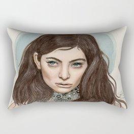 Lorde @ the Oscars Rectangular Pillow