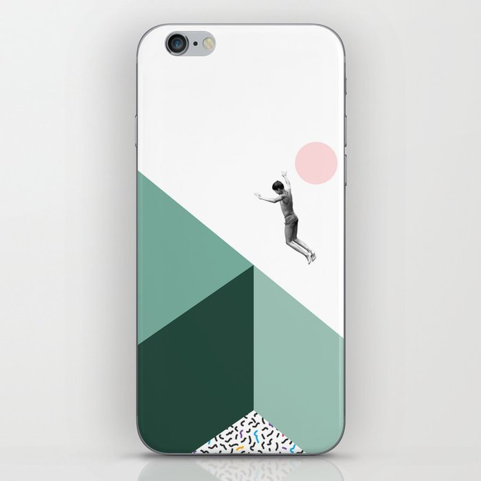 Minimal. Modern. Concept Art. iPhone Skin