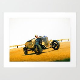 "1928 Roaster 16,5"" x 11,8"" Art Print"