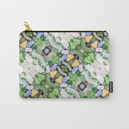 Sea Glass 14 Carry-All Pouch