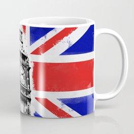Union Jack Big Ben Coffee Mug