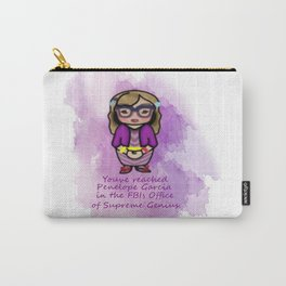Ms Penelope Garcia Carry-All Pouch