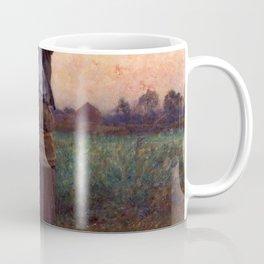 jules Breton - Sheperd's Star Coffee Mug