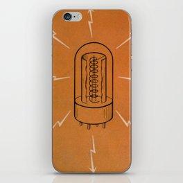 Vintage Vacuum Tube iPhone Skin
