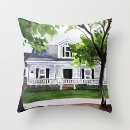 Sister's Place 3 Throw Pillow