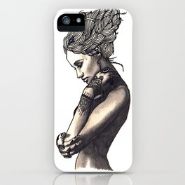 Pia iPhone Case